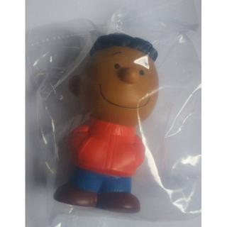 SNOOPY - スヌーピーフレンズ2 ソフビ人形 フランクリン