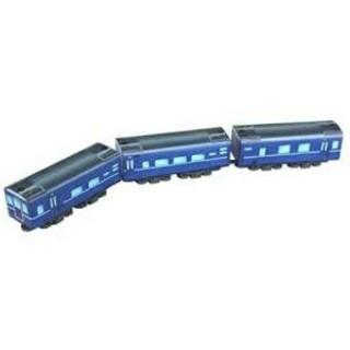 Zショーティ客車(ブルー)ラベル(鉄道模型)