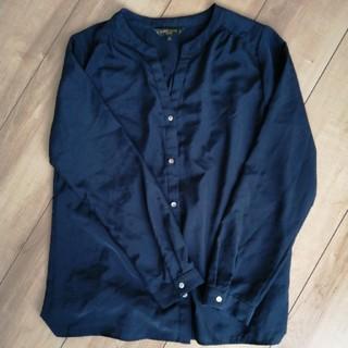 デミルクスビームス(Demi-Luxe BEAMS)のスタンドカラーシャツ(シャツ/ブラウス(長袖/七分))
