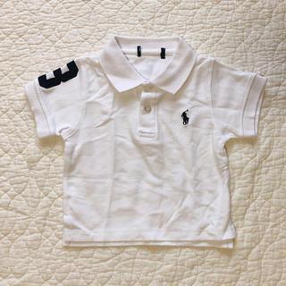 POLO RALPH LAUREN - ●ラルフローレン…ポロシャツ/ホワイト●