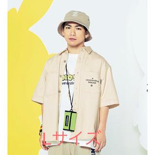 GU - GU STUDIO SEVEN スタジオセブン ワークシャツ 新品未使用