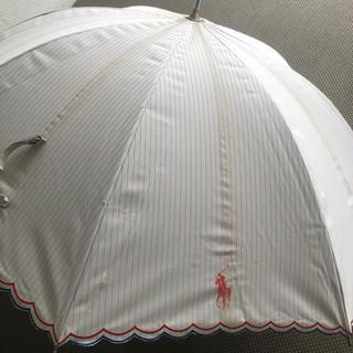 ラルフローレン(Ralph Lauren)のラルフローレン 傘 日傘 ♡(傘)