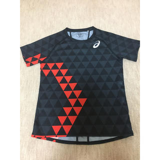 asics - アシックス Tシャツ S
