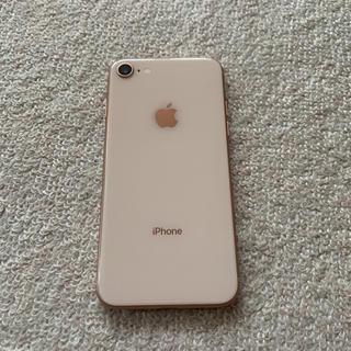 iPhone - 美品★iPhone 8 Gold 64 GB SIMフリー GOLD