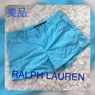 POLO RALPH LAUREN - RALPH LAUREN SPORT♡水色ショーパン