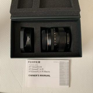 フジフイルム(富士フイルム)の富士フイルム フジノンレンズ XF 35mm F1.4 R(レンズ(単焦点))