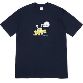 シュプリーム(Supreme)のSupreme Daniel Johnston Frog Tee L(Tシャツ/カットソー(半袖/袖なし))