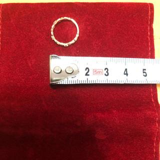 トッカ(TOCCA)のトッカ ピンキーリング  10金(リング(指輪))