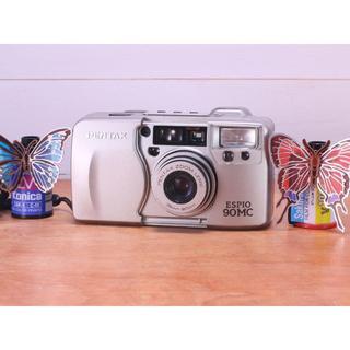 完動品◎ Pentax ESPIO 90MC フィルムカメラ(その他)