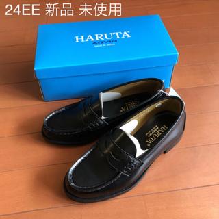 HARUTA - 【新品】HARUTA ローファー黒 24EE