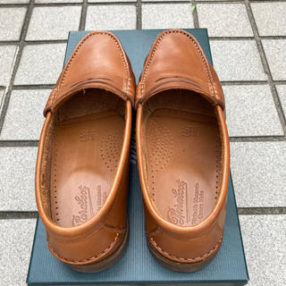Paraboot - Paraboot  CORAUX(コロー) ウイスキー  size 7