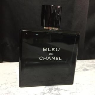 CHANEL - CHANEL メンズ ブルー ドゥ シャネル 美品 香水 フレグランス