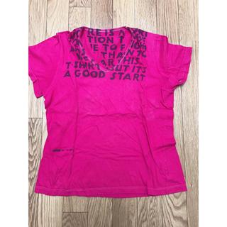 マルタンマルジェラ(Maison Martin Margiela)のレア★マルジェラ エイズTシャツ(Tシャツ(半袖/袖なし))