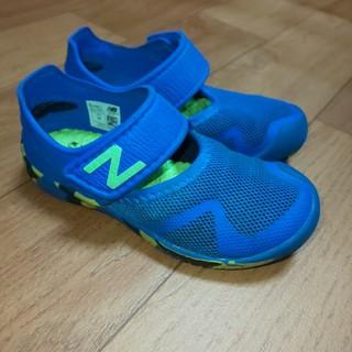 ニューバランス(New Balance)のニューバランス KA208 キッズサンダル 17cm ウォーターシューズ 男の子(サンダル)