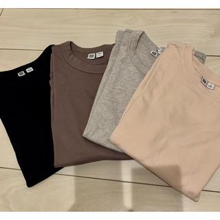 UNIQLO - UNIQLO  UTシャツ ブラック