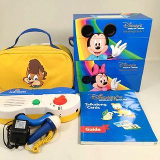 Disney - 2007年購入!ディズニー英語システム 両面デジタルトークアロング