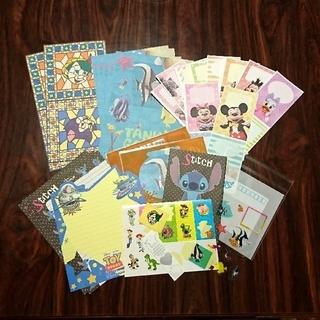 Disney - レターセット★まとめ売り★