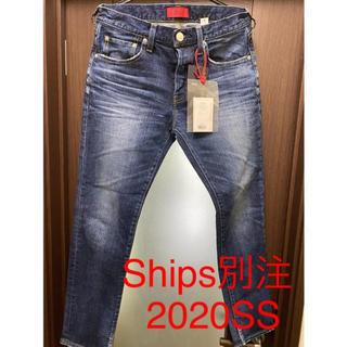 シップス(SHIPS)の【新品未使用】2020 RED CARD Rythm Navy 30inch(デニム/ジーンズ)