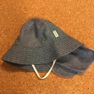 コンビミニ(Combi mini)の帽子 ベビー 日除け 48センチ(帽子)