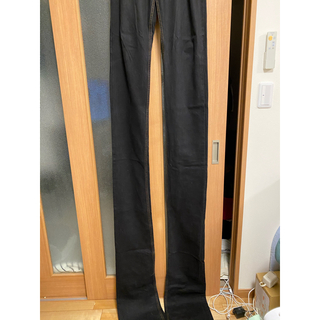 Maison Martin Margiela - y/project extra long jeans  black