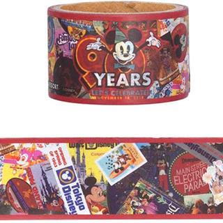 Disney - ディズニーマスキングテープ★90周年
