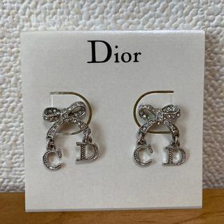 Dior - ディオール  リボンピアス