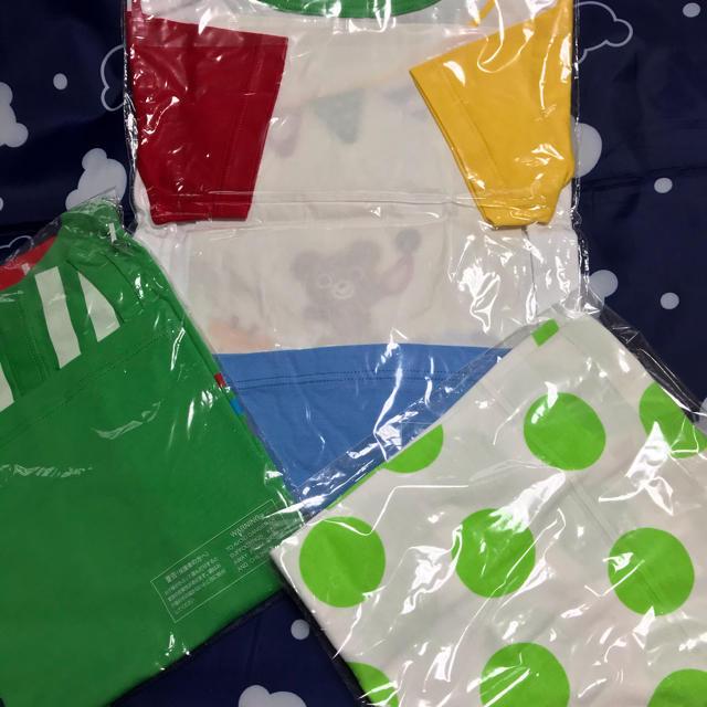 mikihouse(ミキハウス)のミキハウス 半袖Tシャツ 3枚セット サイズ110 キッズ/ベビー/マタニティのキッズ服男の子用(90cm~)(Tシャツ/カットソー)の商品写真