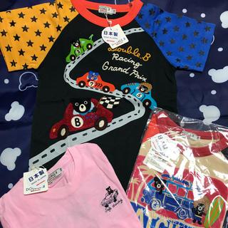 mikihouse - ミキハウス ダブルB 半袖Tシャツ サイズ110
