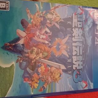 スクウェアエニックス(SQUARE ENIX)の聖剣伝説3 トライアルズ オブ マナ PS4(家庭用ゲームソフト)