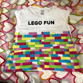ユニクロ(UNIQLO)のUNIQLO LEGO コラボTシャツ(Tシャツ/カットソー)