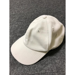 アンダーアーマー(UNDER ARMOUR)のアンダーアーマー 野球帽 白 小学生(帽子)