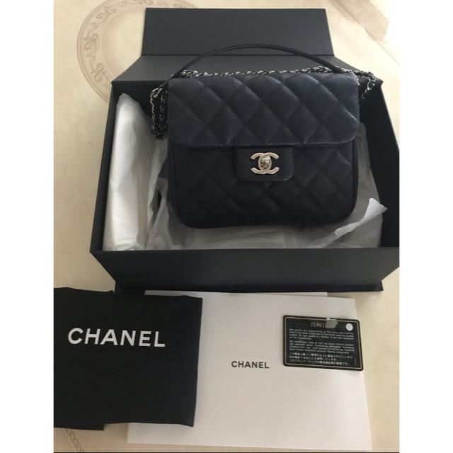 CHANEL(シャネル)のシャネル バッグ ミニマトラッセ 美品 最終値下げ レディースのバッグ(ショルダーバッグ)の商品写真