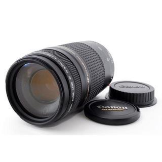 キヤノン(Canon)のキヤノン CANON EF 75-300mm F4-5.6 II USM(レンズ(ズーム))