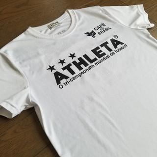 ATHLETA - ★ATHLETA製 Jrジュニア用 シンプル定番プラシャツ/キッズ150㌢