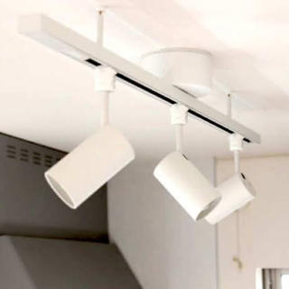 ムジルシリョウヒン(MUJI (無印良品))の無印良品 スポットライト 照明(天井照明)