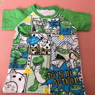 ディズニー(Disney)のトイストーリーTシャツ120cm(Tシャツ/カットソー)