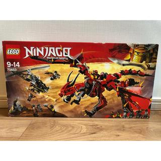 Lego - 新品未使用 レゴ LEGO ニンジャゴー 伝説のエレメント ドラゴン 70653