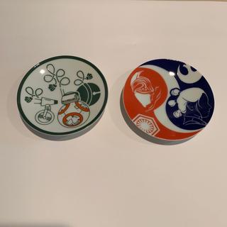 スターウォーズ 豆皿(SF/ファンタジー/ホラー)
