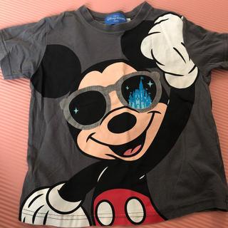 ディズニー(Disney)のディズニーTシャツ110cm(Tシャツ/カットソー)
