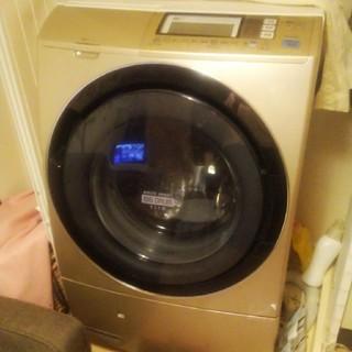 日立 - HITACHI 風アイロンBIGDrum slim洗濯機ドラム