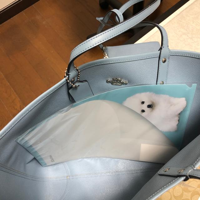 COACH(コーチ)のコーチトートバッグ リバーシブル レディースのバッグ(トートバッグ)の商品写真