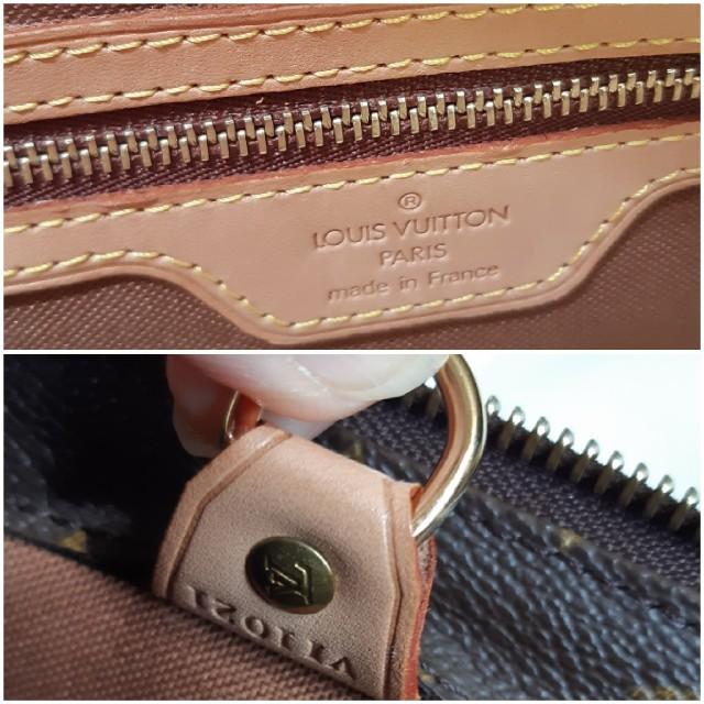 LOUIS VUITTON(ルイヴィトン)の超美品 ルイヴィトン カバピアノ レディースのバッグ(トートバッグ)の商品写真