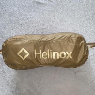 モンベル(mont bell)の【美品】ヘリノックス(Helinox)チェアワン コヨーテタン(テーブル/チェア)