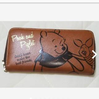 クマノプーサン(くまのプーさん)のディズニー、プーさん、長財布(財布)