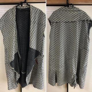 絣 かすり羽織り(着物)