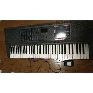 ヤマハ(ヤマハ)のYAMAHA ヤマハ CTK-550 電子ピアノ キーボード 鍵盤 楽器 音楽(電子ピアノ)