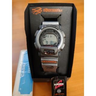 ジーショック(G-SHOCK)の限定新品G-SHOCK鏡面カシオGショックDW-003M-8T DJSpooky(腕時計(デジタル))