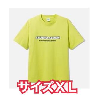 ジーユー(GU)のビッグT(半袖)STUDIO SEVEN(Tシャツ/カットソー(半袖/袖なし))