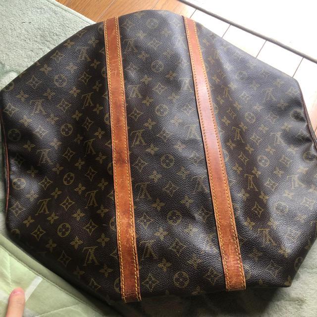 LOUIS VUITTON(ルイヴィトン)のヴィトン キーポル50  レディースのバッグ(ボストンバッグ)の商品写真