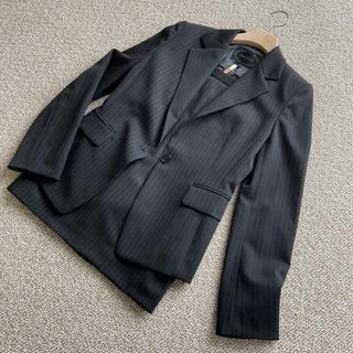 アンタイトル(UNTITLED)のアンタイトル  UNTITLED  スーツ セットアップ 上下 極美品 サイズ2(スーツ)